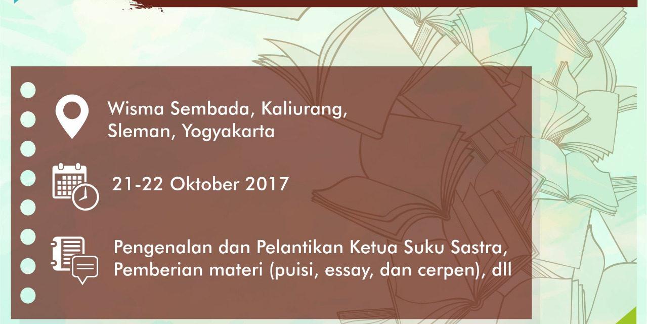 Makrab Sastra Indonesia, FBS, UNY |