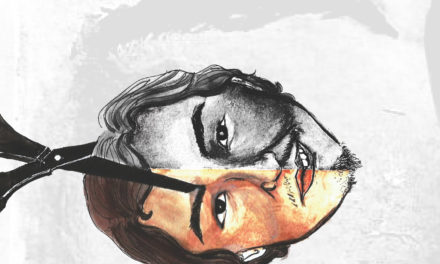Melipat Agustus | Novel Muhammad Qadhafi