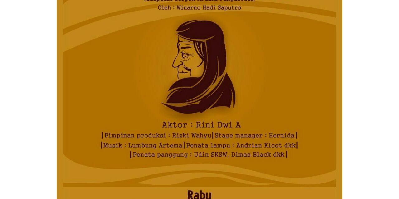 Pralambang   Monolog Bahasa Jawa