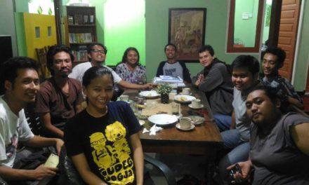 Rapat Pembetukan Pengurus