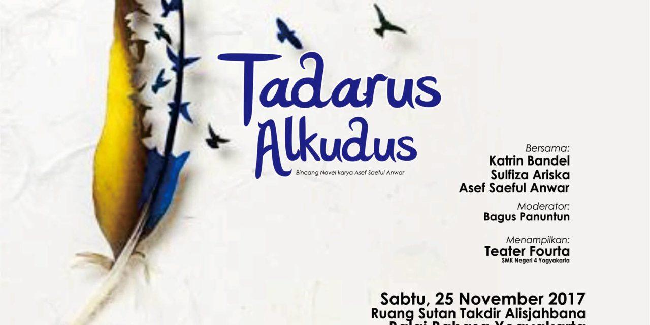 Tadarus Alkudus | Bincang-bincang Sastra edisi 146 | Yogyakarta