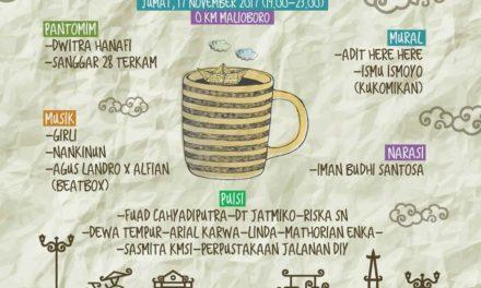 "Sasmita KMSI Ramaikan ""Anjangsana: Napak Tulis Malioboro"""