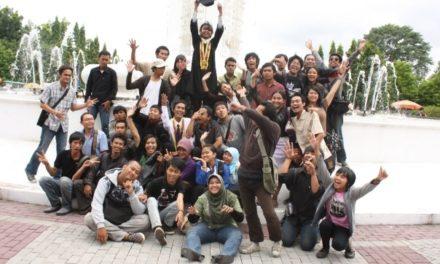 Suasana Wisuda Burhan Fannani, Dkk, Tahun 2008