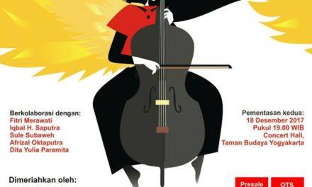Pertunjukan Puisi Teater JAB | Yogyakarta