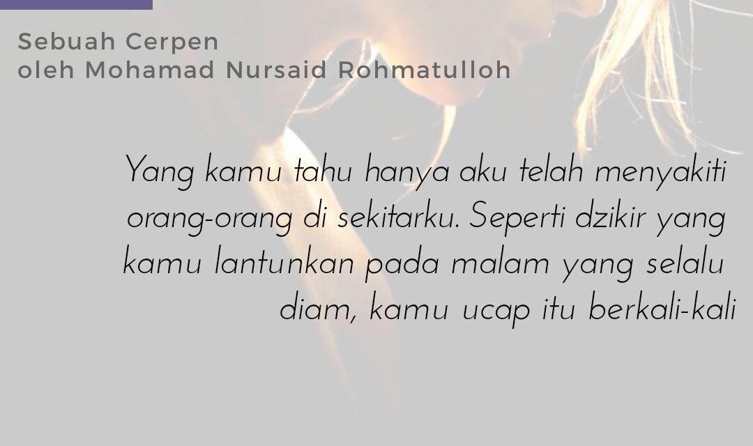 Kedai Kopi | Cerpen Mohamad Nursaid Rohmatulloh