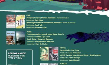 Apresiasi Sastra #11 | Indonesia Buku Yogyakarta