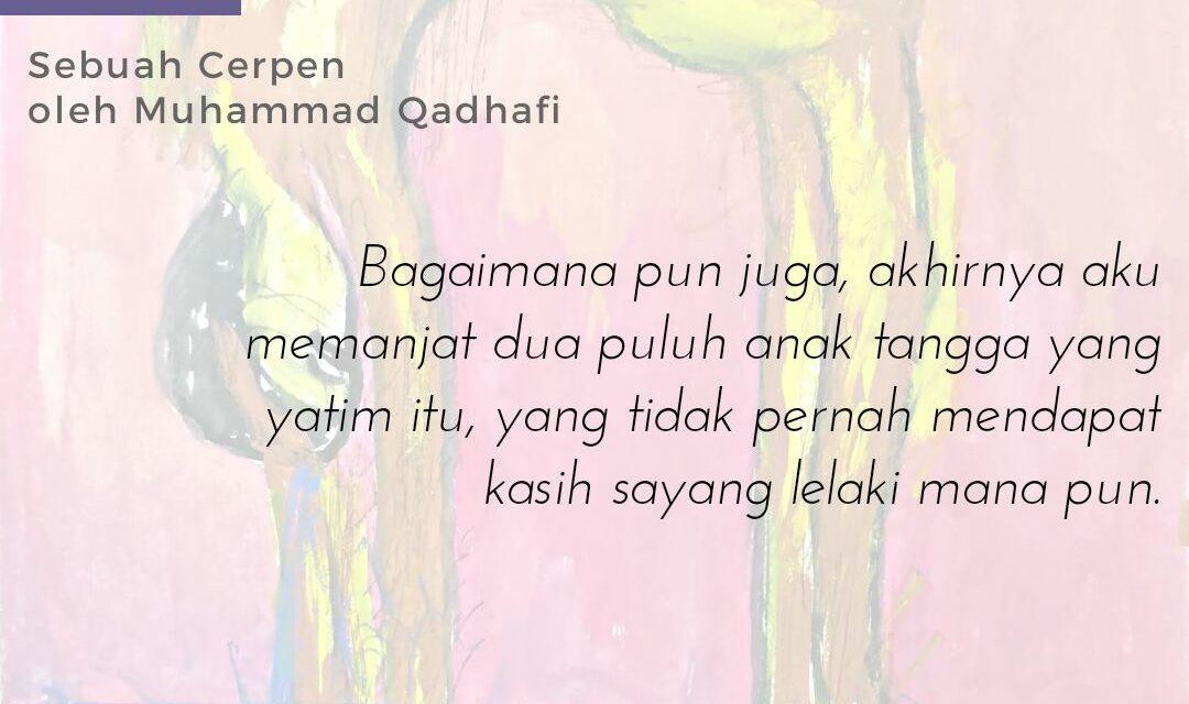 JEMBATAN DAN YANG TETAPI | CERPEN MUHAMMAD QADHAFI