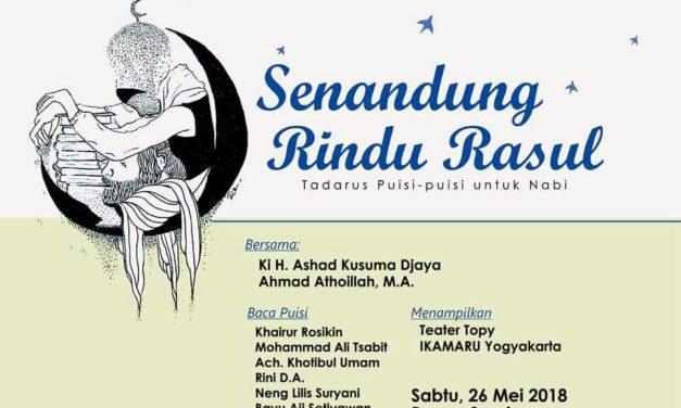 BBS #152 | Malam Sastra Seribu Bulan | Yogyakarta