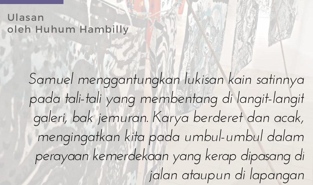 Maju Jaya, Sebuah Pameran Persiapan | Huhum Hambilly