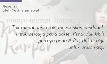 Potret Kebiasaan Masyarakat Melayu dalam Novel | Yeti Islamawati