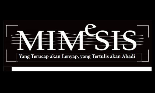 Mimesis edisi bulan bahasa