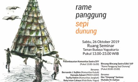 HARI BERSASTRA YOGYA #7 | RAME PANGGUNG SEPI DUNUNG