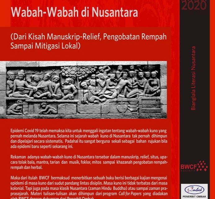 Call for Papers Borobudur Writers dan Cultural Festival (BWCF) 2020