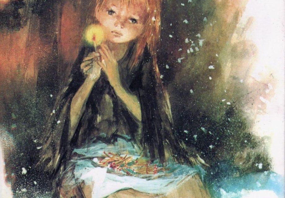 Dongeng H. C. Andersen: Gadis Penjual Korek Api