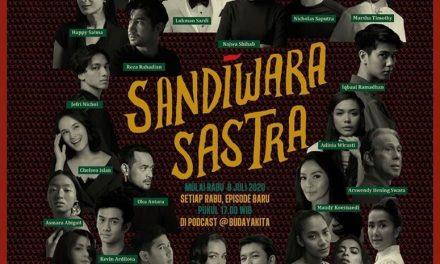 Inovasi Podcast Sandiwara Sastra dari Mendikbud Nadiem Makarim