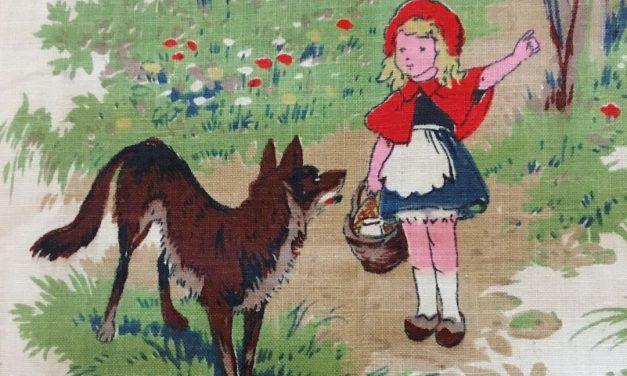 Gadis Kecil Berkerudung Merah | Dongeng Charles Perrault