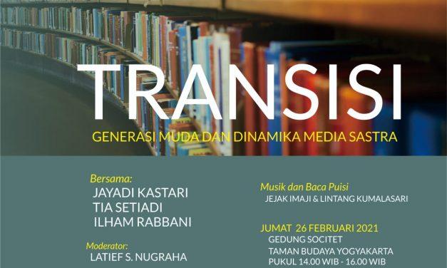 Transisi: Generasi Muda dan Dinamika Media Sastra