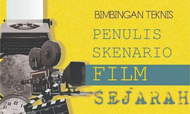 Bimbingan Teknis Penulis Skenario Film Sejarah