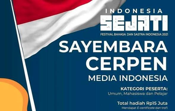 Sayembara Cerpen Media Indonesia